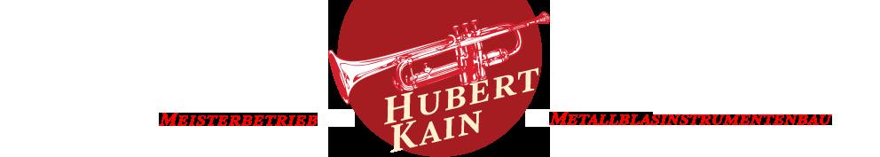 Logo Metallblasinstrumentenbauer Kain